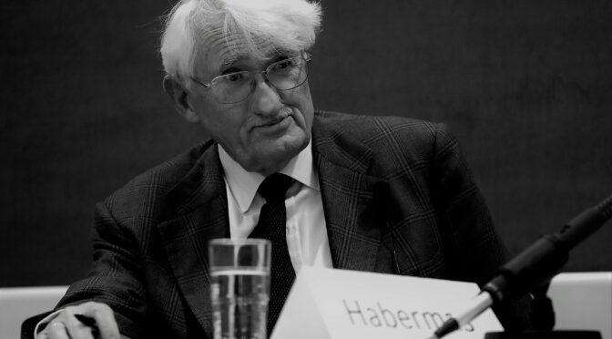 """23.04.2020 Seminario """"Sul governo"""" M. Bozzon: La 'costituzione' della democrazia europea e la questione della governance (a partire da Habermas)"""