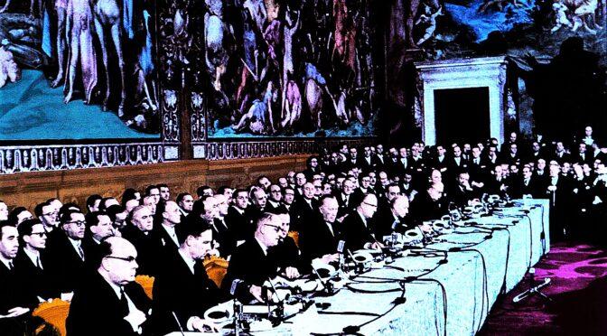 """Seminario """"Come pensare federalisticamente l'Europa?"""" – relazione di Mario Bertolissi"""